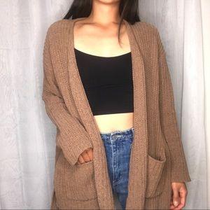 Mahina Boutique tie cardigan